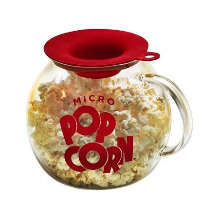 Ecolution Original Microwave Micro-Pop Popcorn Popper Now $8.99 (Was $14.99)