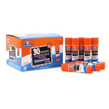 Elmer's Disappearing Purple School Glue - 30 Pack Only $6.41 (Was $14.99)