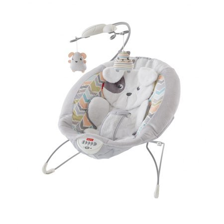 Fisher-Price Deluxe Sweet Dreams Snugapuppy Bouncer Now $33.18 (Was $59.99)