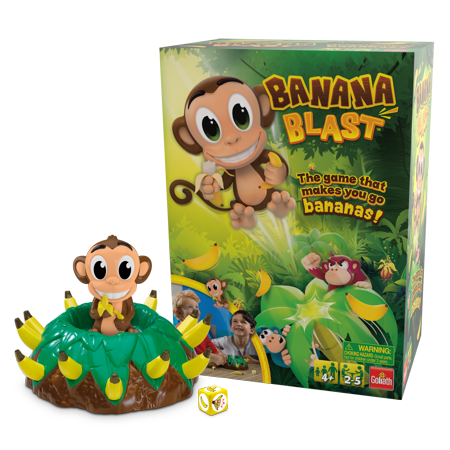 Goliath Giggle Wiggle Game Now $11.03 (Was $24.99)
