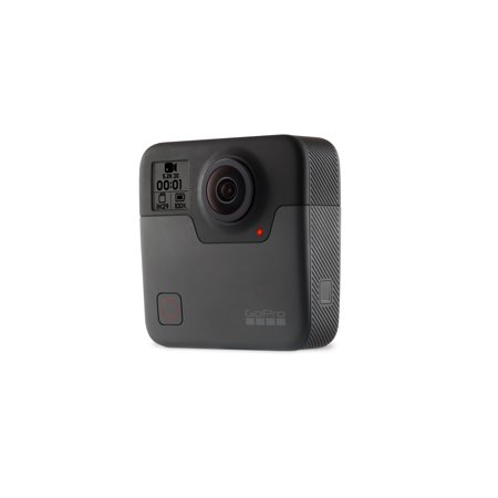 GoPro Fusion - 360 Waterproof Digital VR Camera Now $209.99 (Was $299.99)