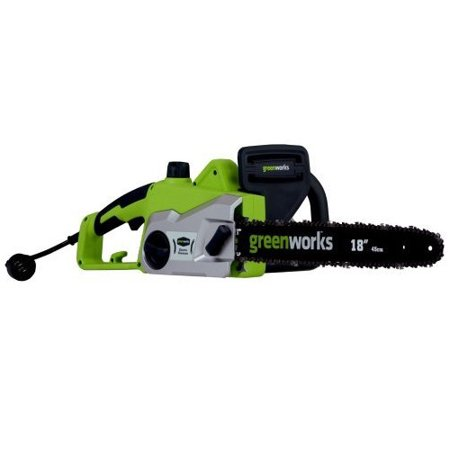 Greenworks 18-Inch 14.5 Amp Corded Electric Chainsaw Now $55.97 (Was $99.00)