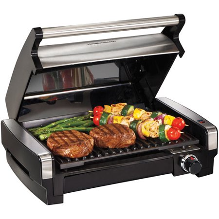 Hamilton Beach Electric Indoor Searing Grill Now $48.99 (Was $89.99)