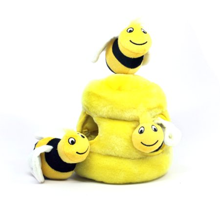 Hide a Bee Fun Hide and Seek Interactive Dog Toy Now $5.88