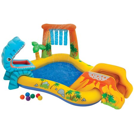 Intex Dinosaur Inflatable Play Center Now $34.99 (Was $59.99)