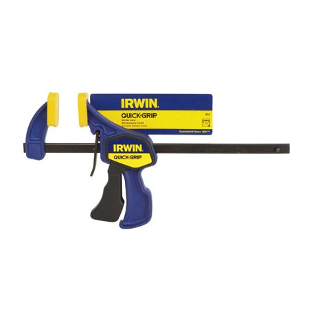 Irwin Quick-Grip Bar Clamp 24-Inch Now $19.98 (Was $42.08)