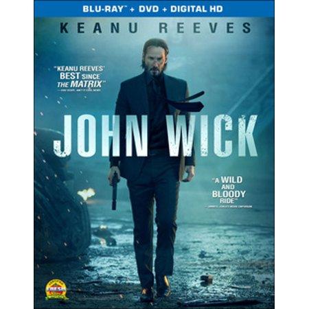 John Wick Blu-ray + DVD + Digital HD Now $8.09 (Was $14.99)