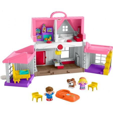 Fisher-Price Little People Big Helpers Home Now $21 (Was $39.99)
