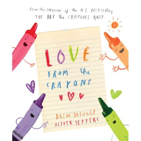 Love from the Crayons Now $6.24
