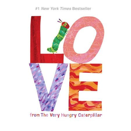 Love from The Very Hungry Caterpillar Now $5.45