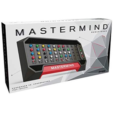 Mastermind Game: The Strategy Game of Codemaker vs. Codebreaker Now $9.29