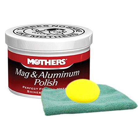 Mothers Mag & Aluminum Polish 10 oz Now $3.56 (Was $7.94)