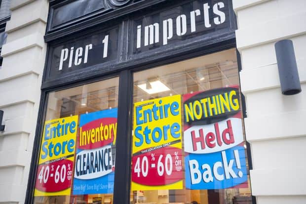 Pier 1 is Closing 450 Stores ? - Is Yours On The List?