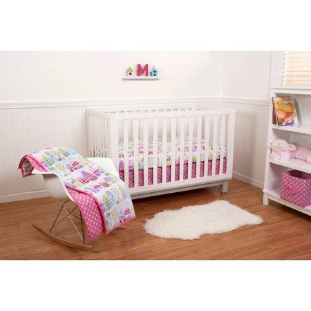 Pinwheel Safari Garden Boy 5pc Crib Bedding Set Now $15 (Was $59.70)