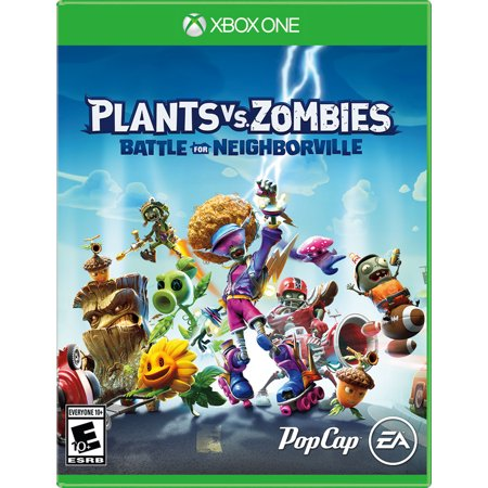 Plants vs. Zombies: Battle for Neighborville, Electronic Arts, Xbox One, 014633736007