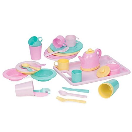 Making Dinner for Eight Home Toy Cookware Set Now $7.57 (Was $10.95)