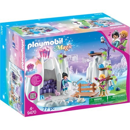 PLAYMOBIL Crystal Diamond Hideout Now $22.95 (Was $59.99)