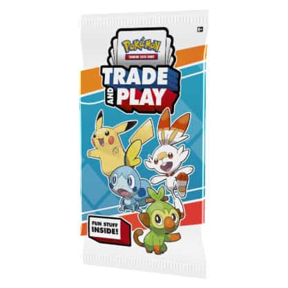Free Pokemon Trade & Play Event at Best Buy on 2/29
