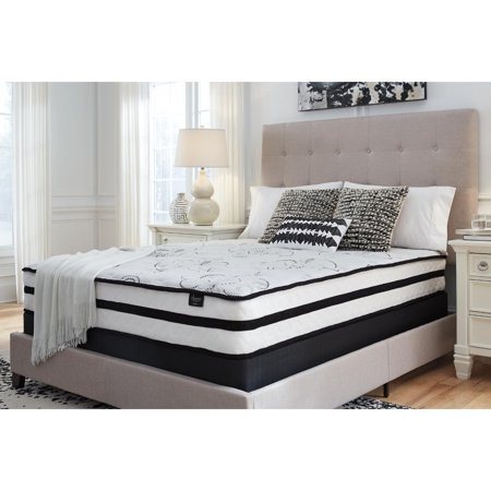 Signature Design by Ashley 10 in. Chime Hybrid Queen Mattress