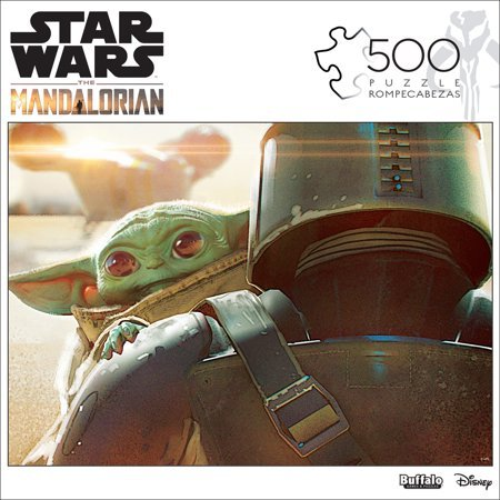 Star Wars - The Mandalorian - The Child - 500 Piece Jigsaw Puzzle Now $6.74