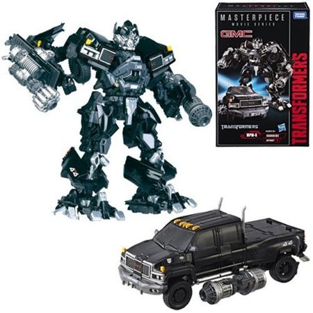 Transformers Masterpiece Movie Series Ironhide MPM-6 Toy Now $49.99 (Was $99.99)