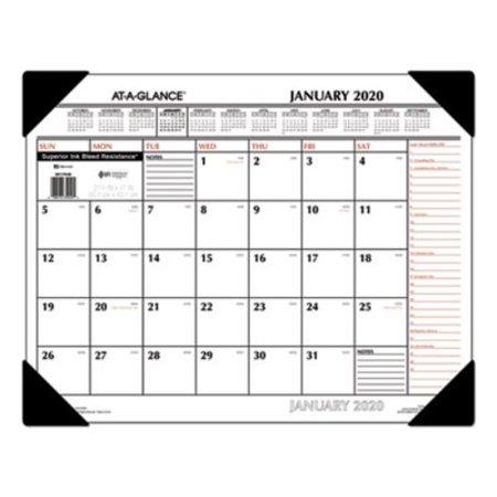 At-A-Glance 2020 Desk Calendar Now $5.24 (Was $12.09)