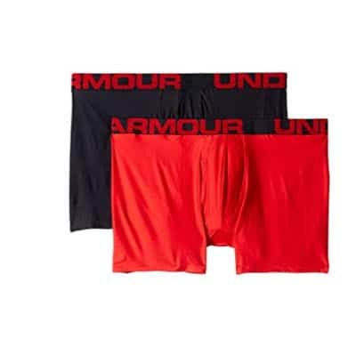 Under Armour Men's Tech 6-inch Boxerjock 2-Pack Now .35 (Was .00)