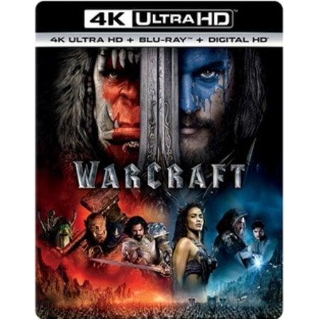 Warcraft Blu-ray+DVD+Digital HD Only $5.00 (Was $14.98)