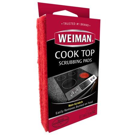 Weiman Cook Top Scrubbing Pads 3-Count Now $1.49