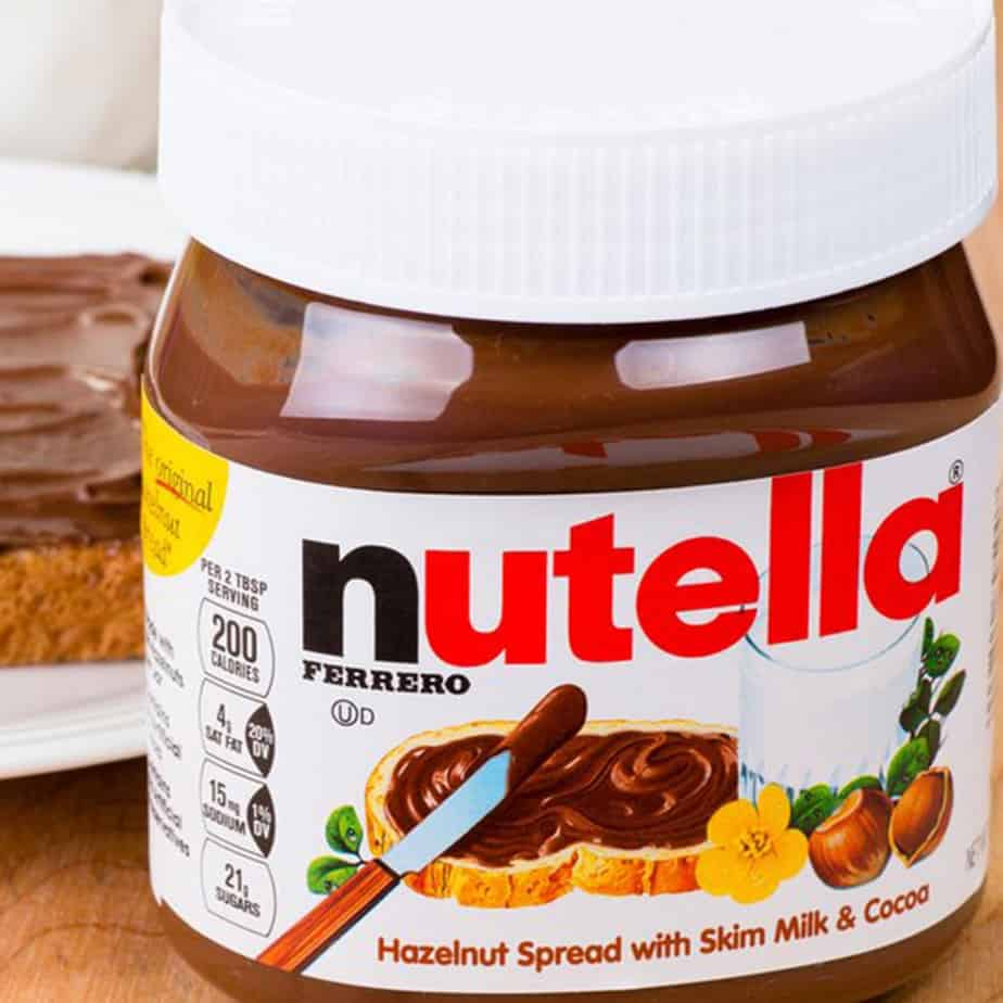 **TODAY** FREE Nutella on February 5th