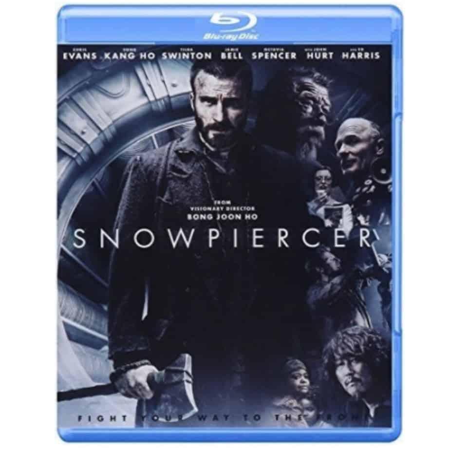 Snowpiercer Blu-ray Now .00 (Was .99)