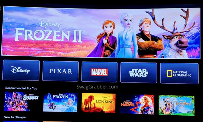 Frozen II Streaming FREE on Disney + Starting Today