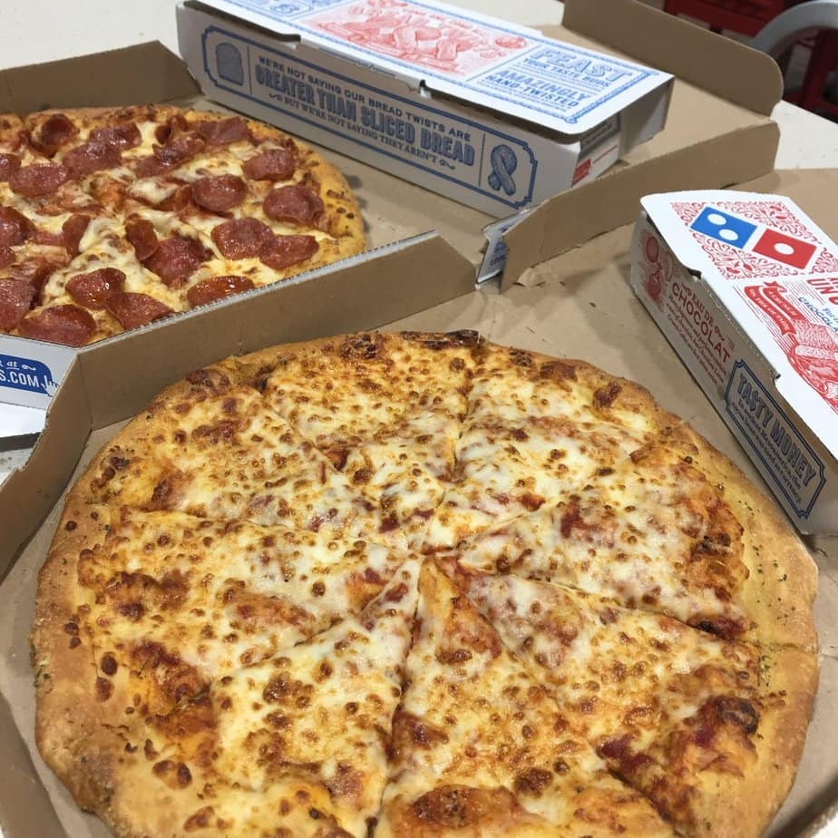 Save 49% off Any Pizza at Domino's