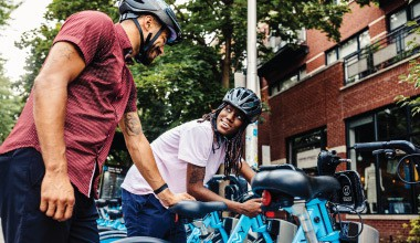 Free 30-Day Bike Passes for Healthcare Workers in NYC, Chicago, and Boston