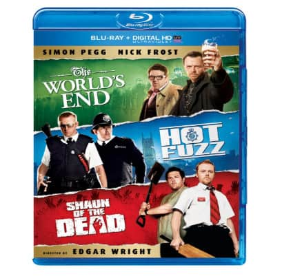 Shaun of the Dead / Hot Fuzz / The World's End Trilogy [Blu-ray] Now .99 (Was .98)