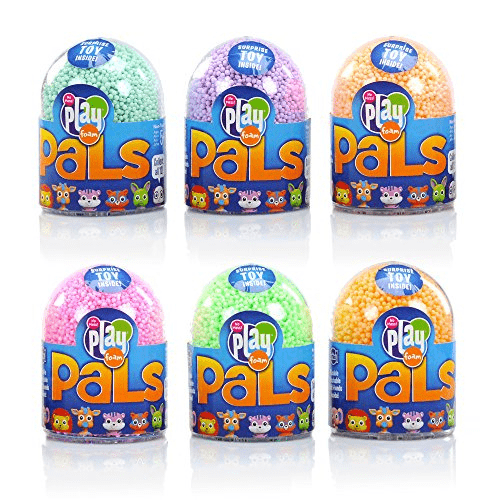 Educational Insights Playfoam Pals Wild Friends 6-Pack Now  (Was .99)