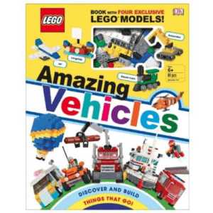 LEGO Amazing Vehicles Now .89 (Was .99)