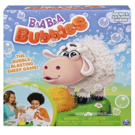 Spin Master Games Baa Baa Bubbles .99