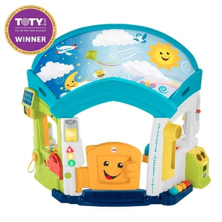 Fisher-Price Laugh & Learn Smart Learning Home .33 (Was 9.99)