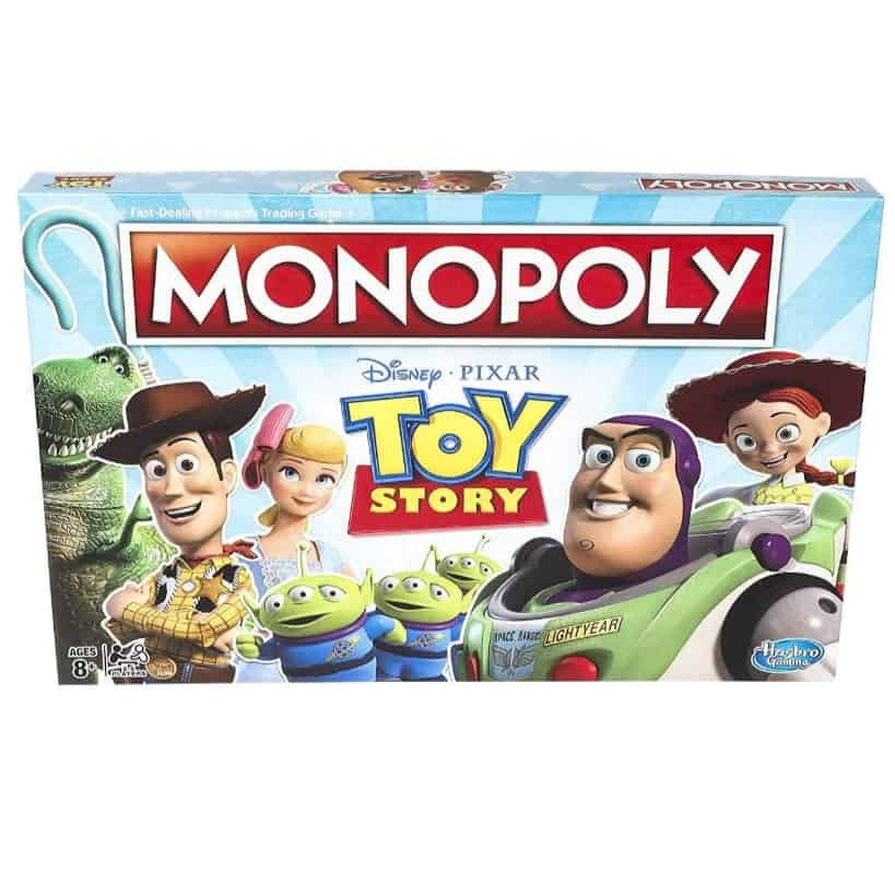 Monopoly Toy Story Board Game Now .99 (Was .99)
