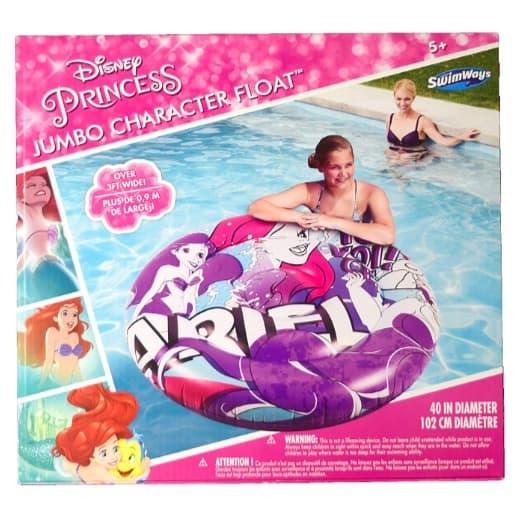 SwimWays Ariel Jumbo Character Float Now .86