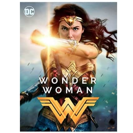 Wonder Woman HD Digital Movie Rental Now $0.84