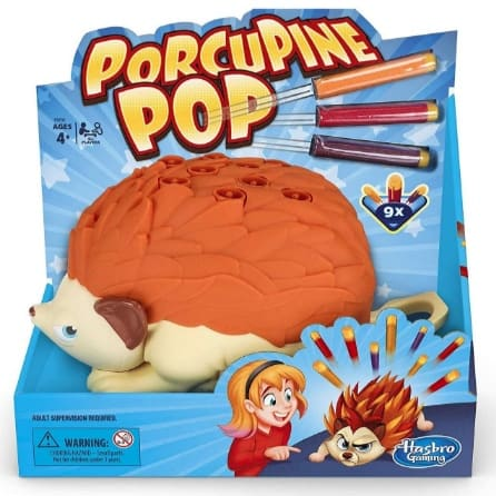 Hasbro Gaming Porcupine Pop Game Now .99 (Was .99)