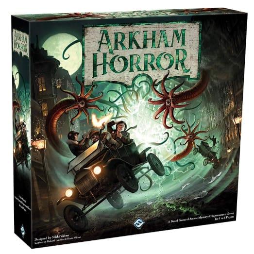 Arkham Horror Third Edition Now .50 (Was .95)