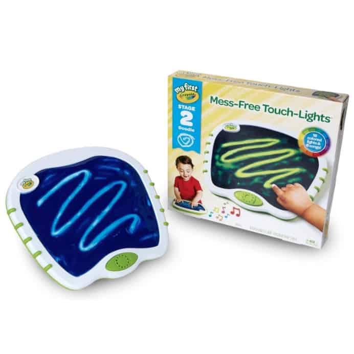 My First Crayola Touch Lights Musical Doodle Board Now .49 (Was .99)