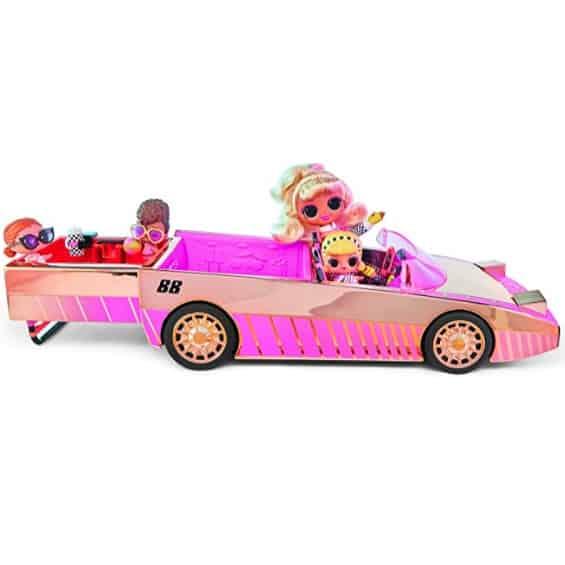 L.O.L. Surprise! Car-Pool Coupe Now .49