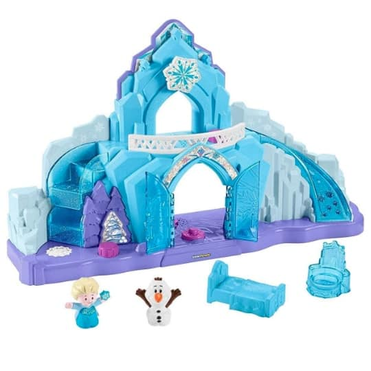 Disney Frozen Elsa's Ice Palace by Little People Now .99 (Was .99)