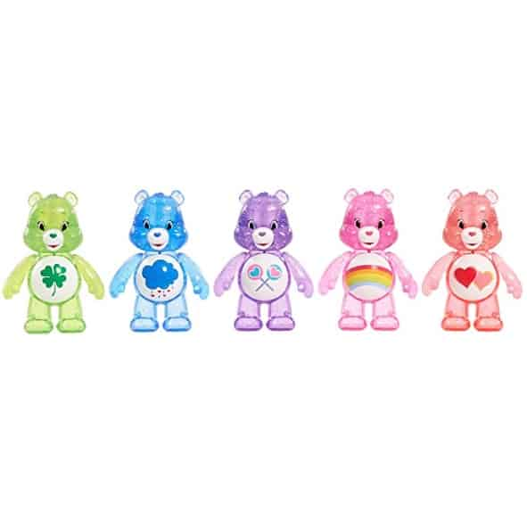 Just Play Care Bears Glitter Fun Figure Set Now .06 (Was .99)