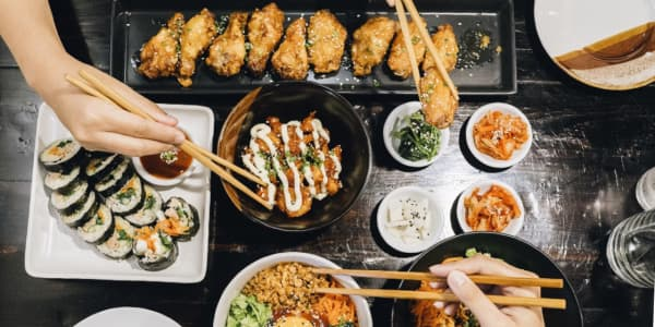 Restaurant TakeOut & Delivery Deals