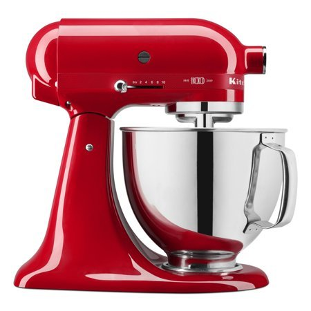 KitchenAid 100 Year Limited Edition Queen of Hearts Stand Mixer Now $229.93 (Was $399.99)